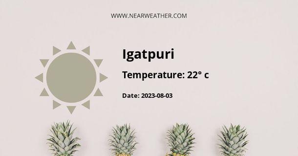 Weather in Igatpuri