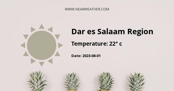 Weather in Dar es Salaam Region