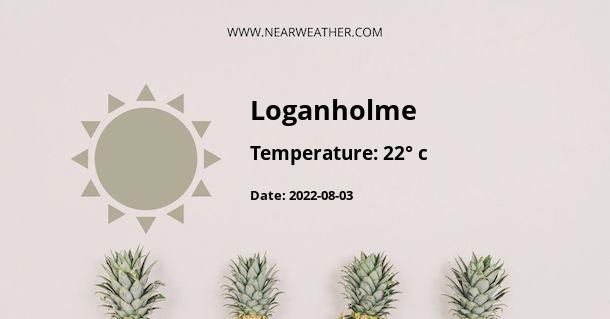 Weather in Loganholme