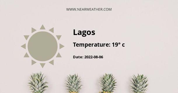 Weather in Lagos