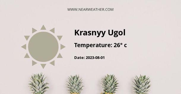 Weather in Krasnyy Ugol