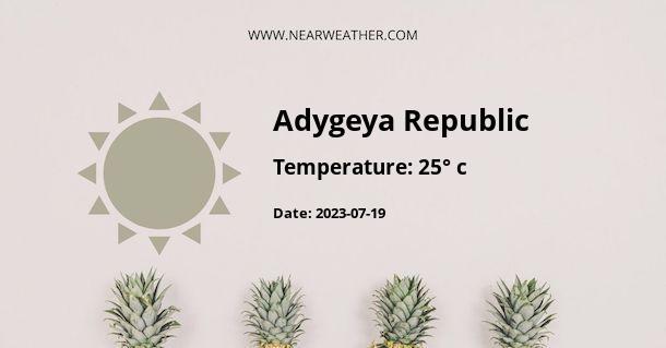 Weather in Adygeya Republic