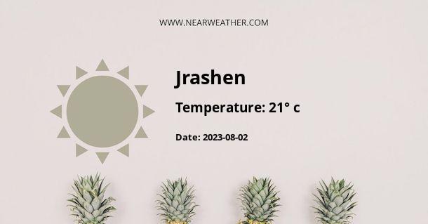 Weather in Jrashen