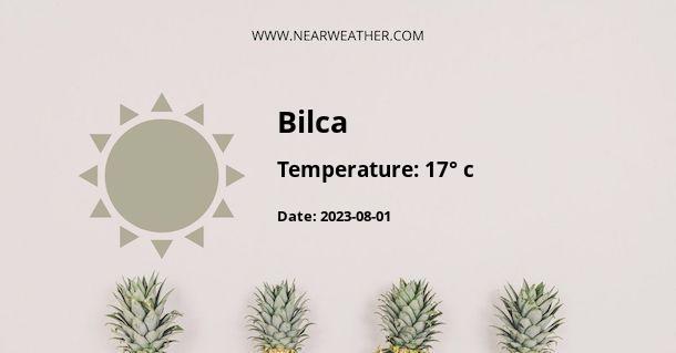Weather in Bilca